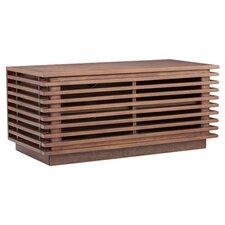 Linea Console Table in Walnut