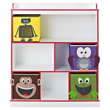 Robot & Friends Bookcase