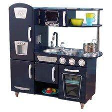 Vintage Kitchen Play Set in Blue