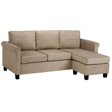 Marieta Sectional in Taupe