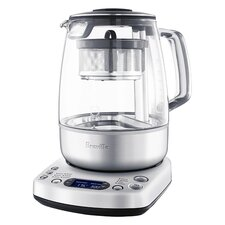 1.6-qt. One-Touch Electric Tea Kettle in Stainless Steel