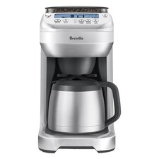 YouBrew 12 Cup Thermal Drip Coffee Maker in Stainless Steel