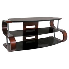 "Metro 52"" TV Stand in Black & Brown"