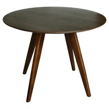 Dover Dining Table in Deep Brown