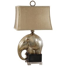 Abayomi Table Lamp in Antique Champagne