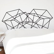 Cama Stockholm Wall Decal in Black