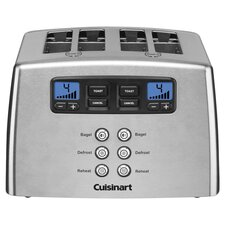 Countdown Toaster in Stainless Steel