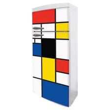 Domo Pop Mondrian Wall Decal