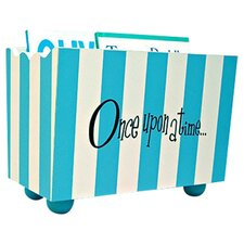 Once Upon a Time Bookholder in Blue