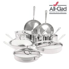 Stainless Steel 14 Piece Cookware Set I