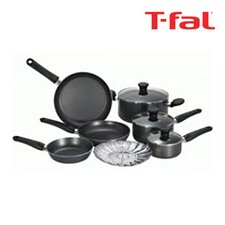 Initiatives Aluminum 10-Piece Cookware Set