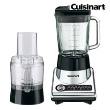 PowerBlend 7-Speed Blender and Food Processor
