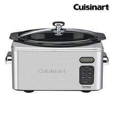 6.5-Quart Programmable Slow Cooker