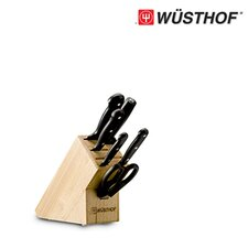 Gourmet 7 Piece Knife Block Set