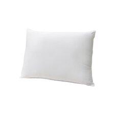 Memory Plus Classic Memory Foam and Fiber Pillows (Set of 2)