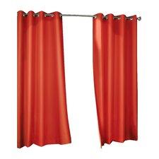 Outdoor Décor Gazebo Grommet Top Curtain Panel