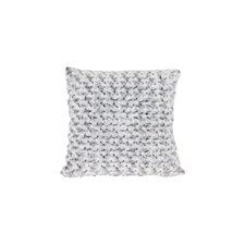 Short Hair Decorative Throw Pillow