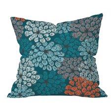 Khristian A Howell Greenwich Gardens 3 Woven Polyester Throw Pillow