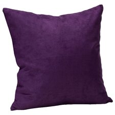 Microsuede Decorative Pillow (Set of 2)