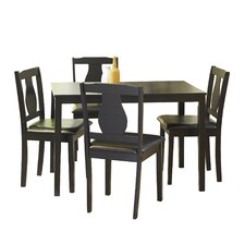 Barton 5 Piece Dining Set