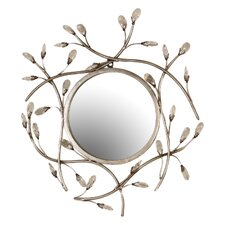 Jeweled Wall Mirror