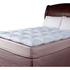 210 TC Cotton Cover Featherbed Topper