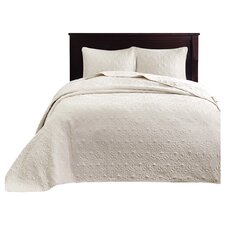 Quebec 3 Piece Quilt Set