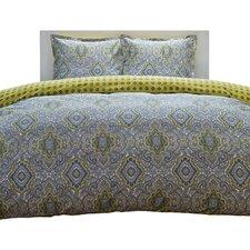 Milan Comforter Set in Yellow