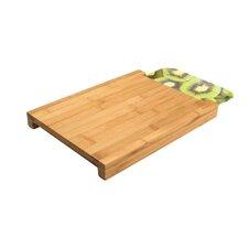 Studio 2 Piece Bamboo Cutting Board