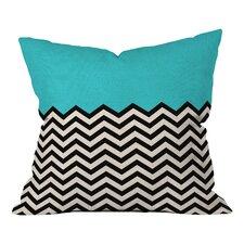 Bianca Green Indoor/Outdoor Throw Pillow