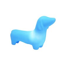 "Dachshund 13.5"" H Table Lamp"