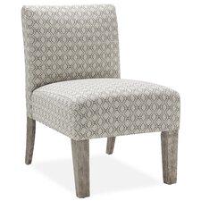 Palomar Slipper Chair in Stone