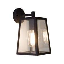Calvi 1 Light Semi-Flush Wall Light