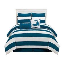 Delia 8 Piece Comforter Set
