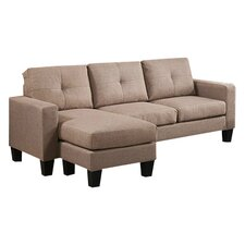 Bradford Sectional Sofa with Left Facing Chaise