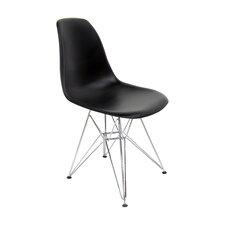 Paris Side Chair in Black (Set of 2)