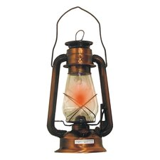 Lone Star Electric Hurricane Lantern in Bronze