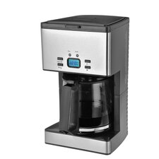 12 Cup Coffee Maker in Stainless Steel II