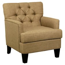 Freemont Arm Chair in Taupe