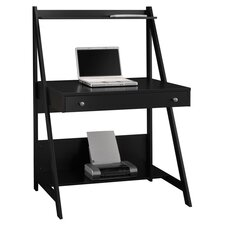 Ladder Writing Desk in Black