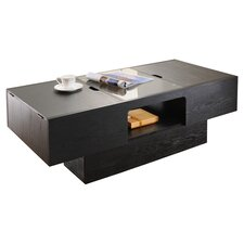 Clarita Coffee Table in Black