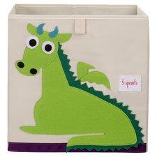 Dragon Storage Box in Beige