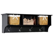 Sonoma Shelf in Black