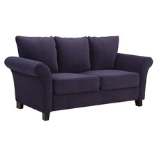 Milan Sofa in Plum