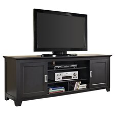 "70"" TV Stand in Black"