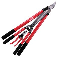 3 Piece Ultimate Pruning Combo Set in Red
