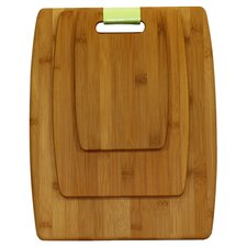 Pelham 3 Piece Cutting Board Set in Bamboo