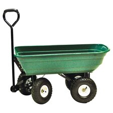 Mighty Yard Garden Cart in Green