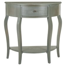 Danielle Console Table in Whitewash