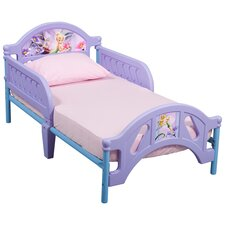 Disney Fairies Toddler Bed in Purple
